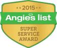 Super Service Award 2015