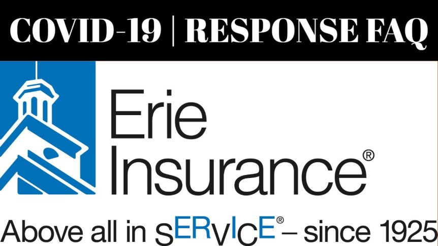 Erie Insurance - COVID-19 Relief Response