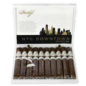 Davidoff Downtown NYC Exclusive 2018
