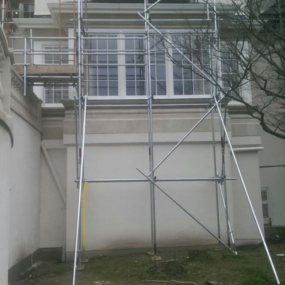 All city Scaffolding