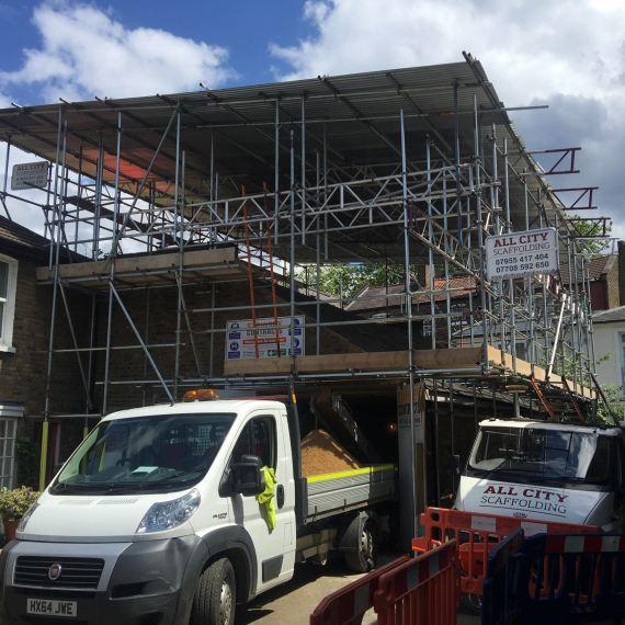 Refurbishment - All City Scaffolding
