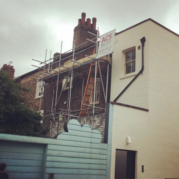 Residential - All City Scaffolding