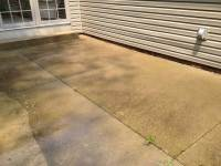 Concrete Patio After - All CleanAll Clean