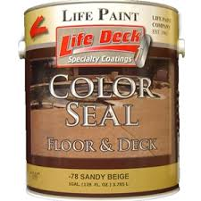 life paint color seal