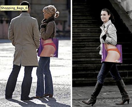 Bagvertising: los ejemplos más creativos de publicidad en bolsas (6/6)