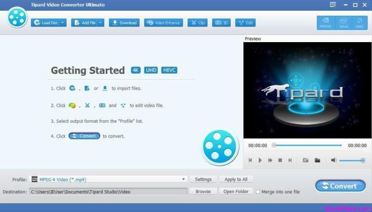 Tipard-Video-Converter-Crack-2021-Free