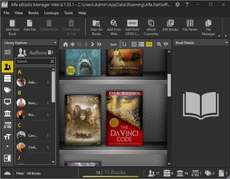 Alfa-eBooks-Manager-Pro-Crack-Serial-key