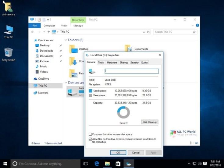 Windows-10-Lite-Edition-v4-x86-2017-Review