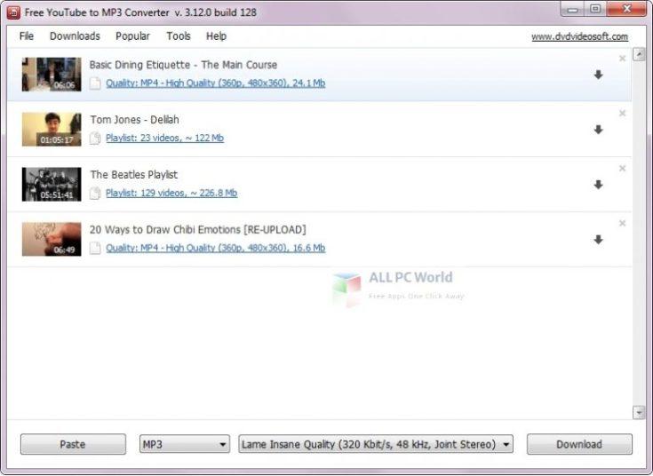 Dvdvideosoft-Setup-Free-Download