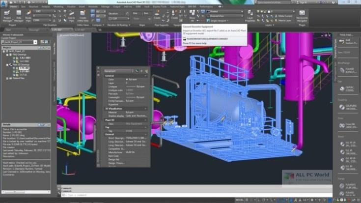 AutoCAD-Plant-3D-2018-Review