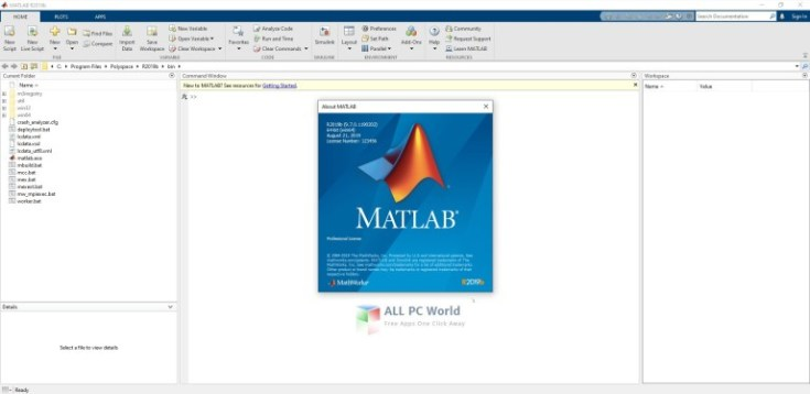 MathWorks-MATLAB-R2019b