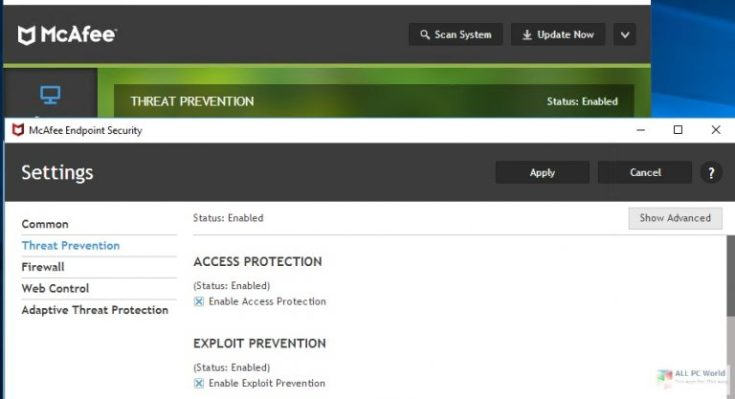 McAfee-Endpoint-Security-10.7