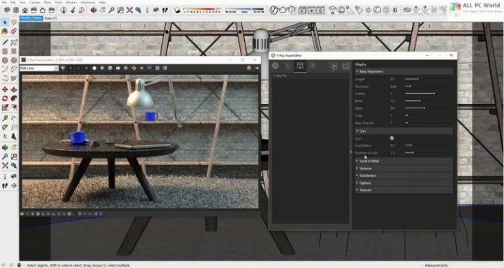 V-Ray-for-SketchUp-2021-Free-Download
