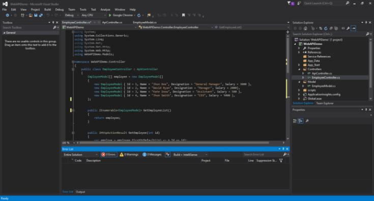 Visual-Studio-2015-Editor