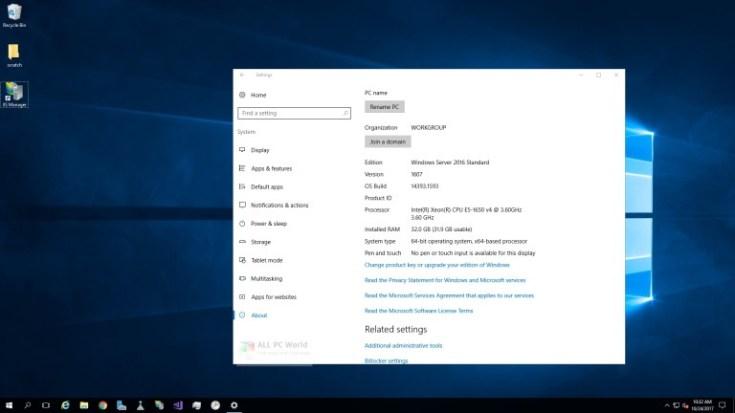 Windows-Server-2016-X64-Standard-ESD-en-US-MARCH-2020-Installer