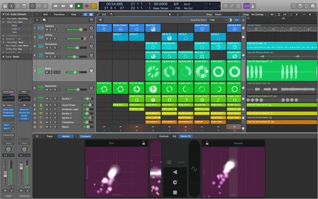 Apple-Logic-Pro-X-10.6.3-Free-Download