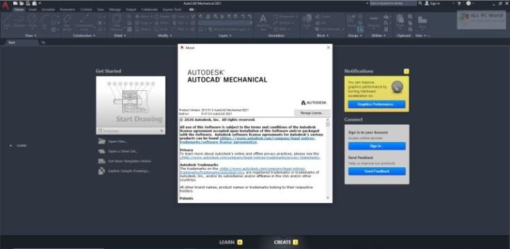 AutoCAD-Mechanical-2021-for-Windows-10