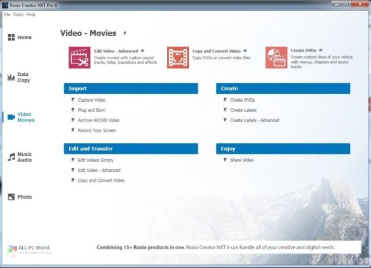 Corel-Roxio-Creator-NXT-Pro-8-Free-Download