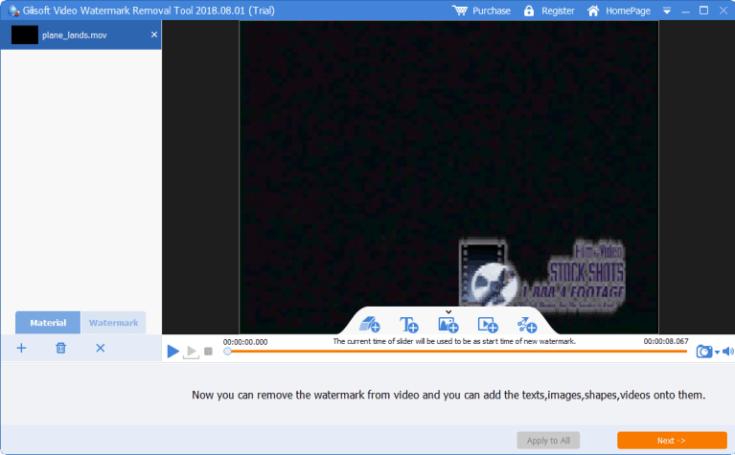 GiliSoft Video Watermark Master Free Download