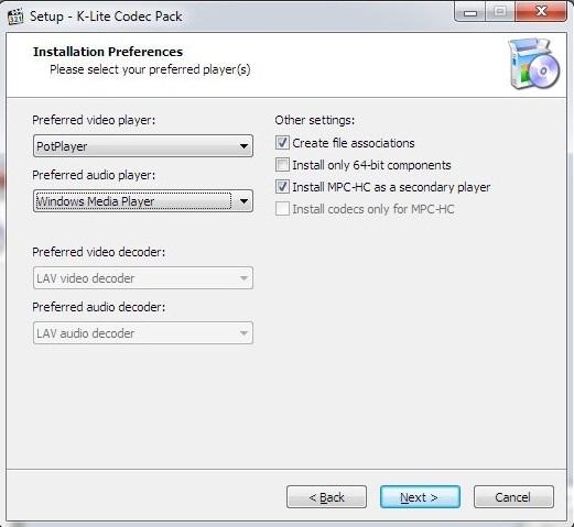 K-Lite-Codec-Pack-16-Free-Download