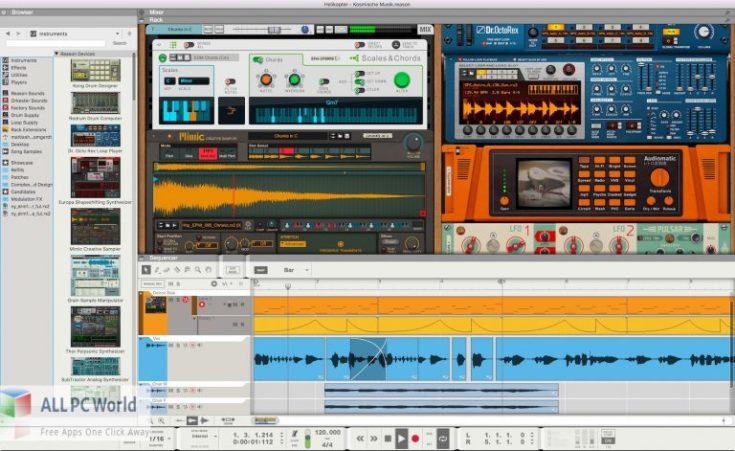 Reason-Studios-Reason-12-Free-Download