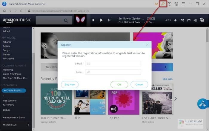 TunePat-Amazon-Music-Converter-1.5-Free-Download