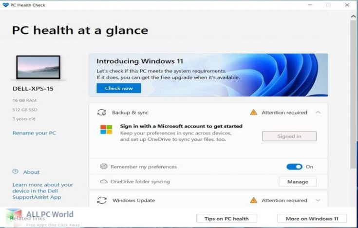 Windows-PC-Health-Check-Free-Download