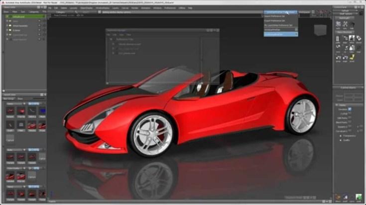 Autodesk Alias AutoStudio 2022.2 Free Download