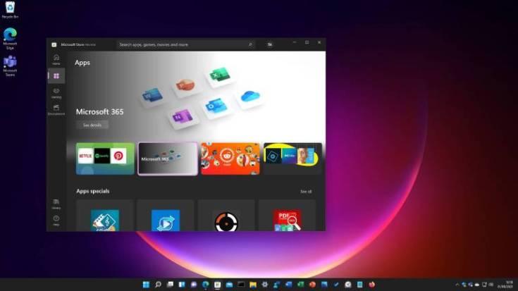 Microsoft Windows 11 Pro Dark Free Download