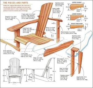 Free Wood Craft Plans