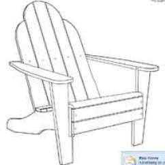 Wooden Lounge Chair Plans Roman Gym Equipment Over 100 Free Outdoor Woodcraft At Allcrafts Net Adirondack