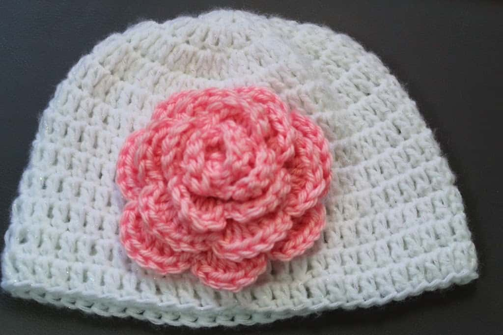 Easy to Crochet Rose - All Crafts Channel