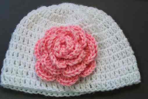 Easy to Crochet Rose