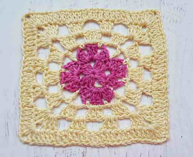 Crochet Square Cal 2nd Square All Crafts Channel