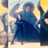 JoJo The Dancer Displays her Black Pride in LA