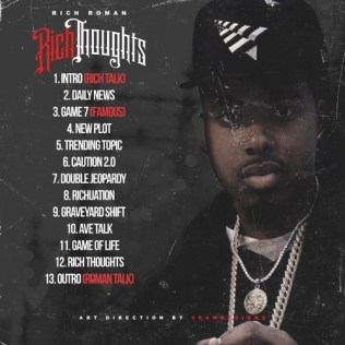 Rich Thoghts Tracklist