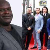 News to Our Ears: Shaq Recorded Backstreet Boys & *NSYNC in Home Studio