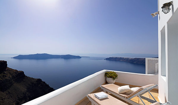 This Tholos Luxury Hotel Resort in Santorini is The Ultimate Holiday Goal  AllDayChic