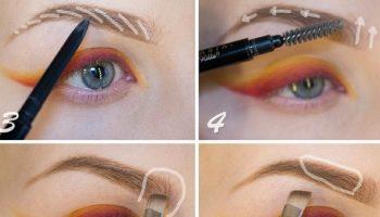 Perfect Looking Eyebrows Technique  AllDayChic