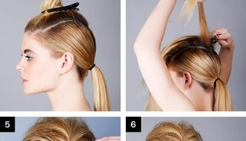 How To Make A Poofy Ponytail AllDayChic