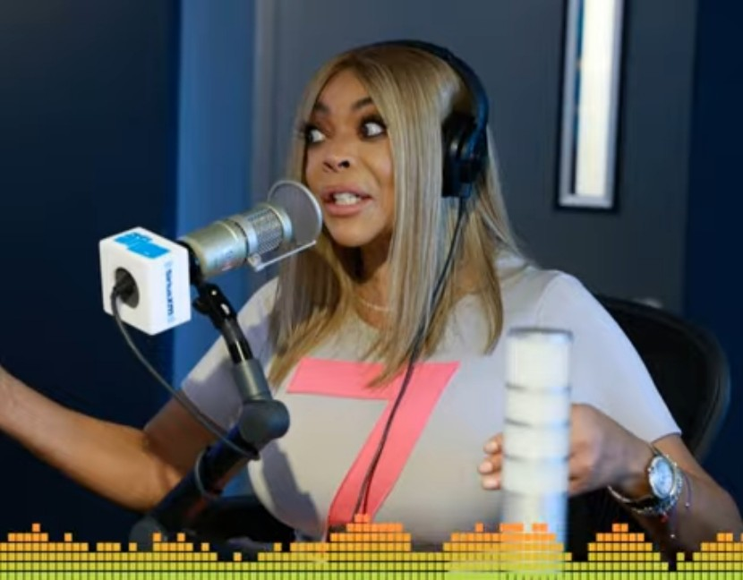WENDY WILLIAMS EXPLAINS WHY SHE STAYED