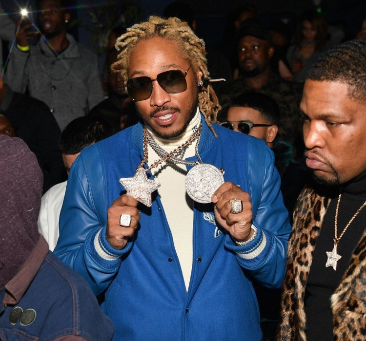 FUTURE'S ABOUT TO RUN A BLIND DIME WITH BABY MAMAS
