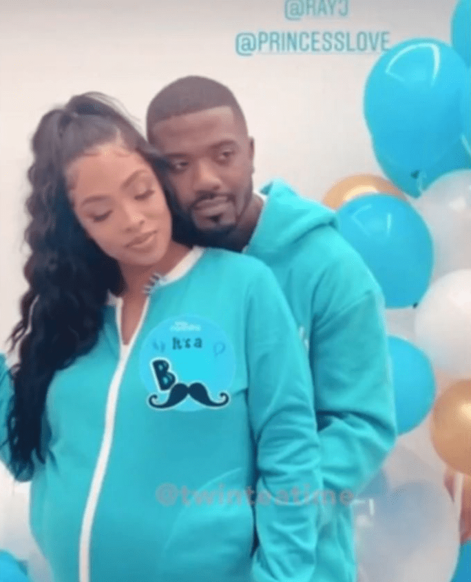 PRINCESS LOVE BACK WITH RAY J AFTER ALL THE ACCUSATIONS