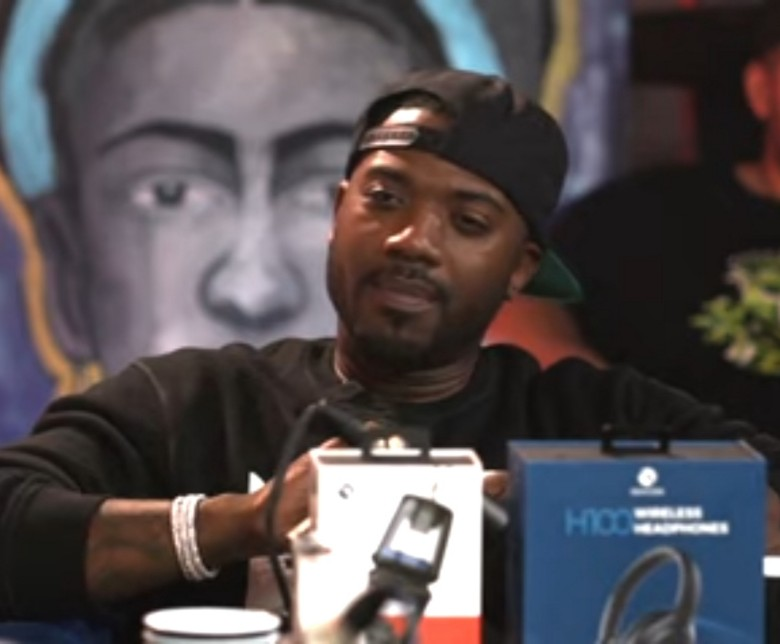 RAY J INTERVIEWS ON DRINK CHAMPS…
