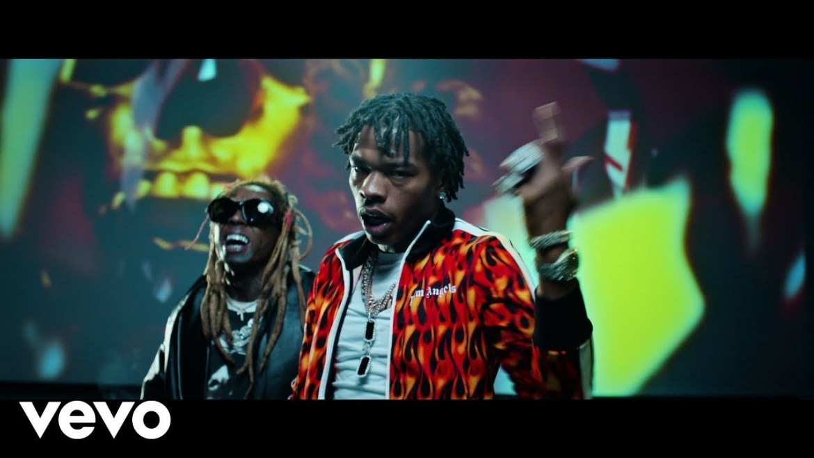 Lil Baby Feat. Lil Wayne – Forever (Official Video)
