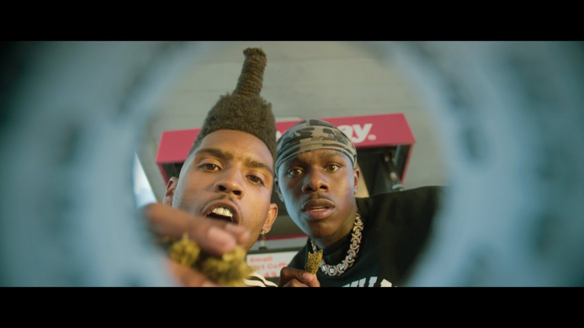 """RICH DUNK FEAT. DABABY – """"GAS GAS"""" (OFFICIAL MUSIC VIDEO)"""
