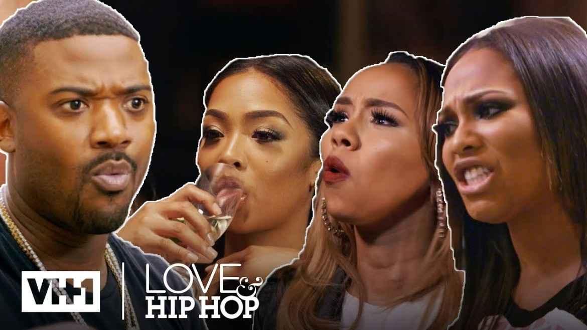 LOVE & HIP HOP: HOLLYWOOD – RAY J VS TEAIRRA MARI, PRINCES LOVE & MORE…