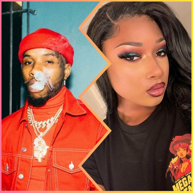 """TORY LANEZ BUSTED ON GUN CHARGE – MEGAN THEE STALLION CITED AS """"THE VICTIM"""""""