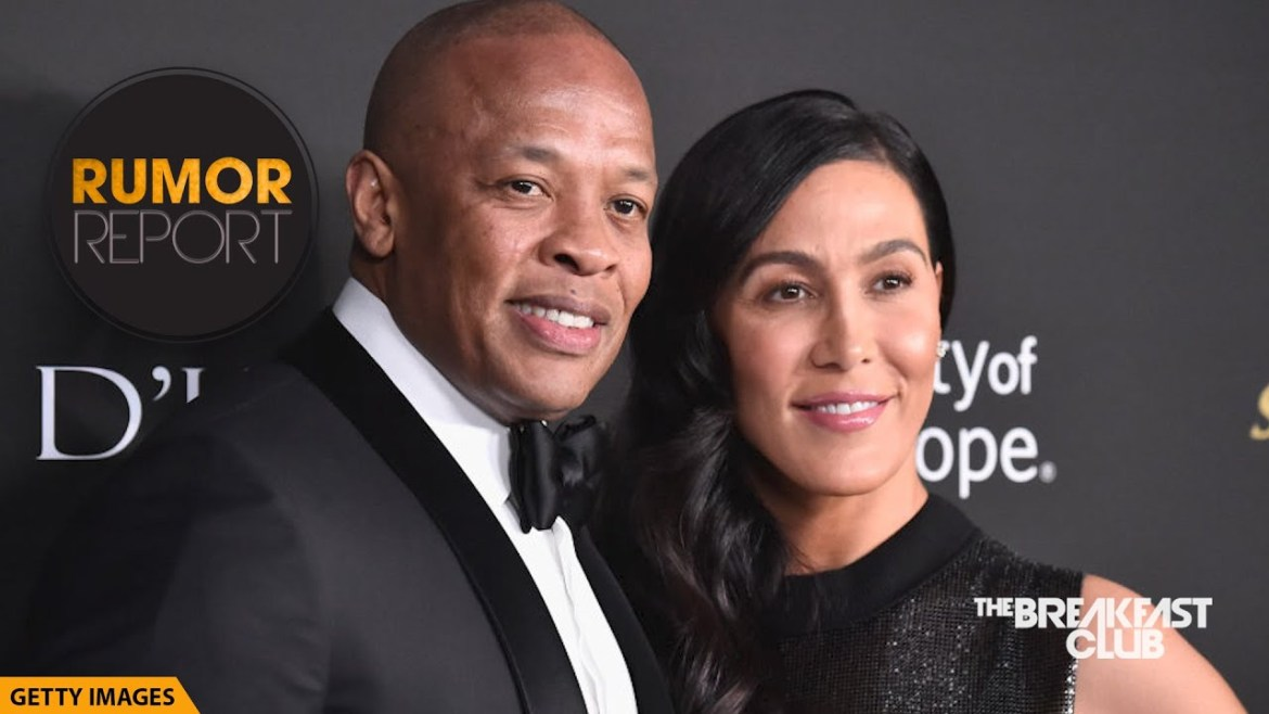 DR. DRE'S WIFE IS CHALLENGING THE PRENUP – $1 BILLION IS ON THE LINE!