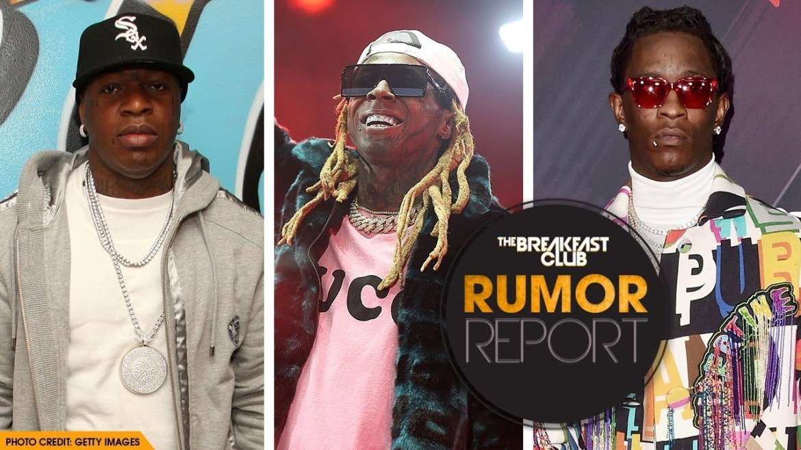 THE LIL WAYNE BUS SHOOTER TAKES A PLEA DEAL – IS HE SNITCHING?